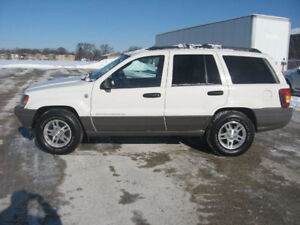 2004 Jeep Grand Cherokee Laredo VUS