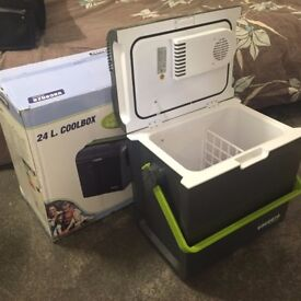 Vacanza By Outwell 24L Electric Cool Box (with car plug in).