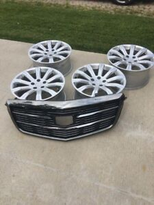 rims for sale, brand new rims  Cadillac ATS 2017