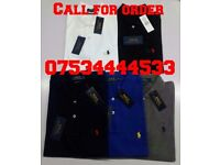 Ralph Lauren Polos - Wholesale Only- Fred Perry, Hugo Boss, Stone Island