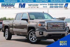 2014 GMC Sierra 1500 SLT*REMOTE START,NAV SYSTEM,HEATED SEATS*