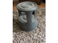 Commercial quality kick stool really good quality and heavy duty £25 bargain