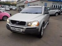 VOLVO XC90 D5 SE AWD 7 SEATS FULL LEATHER INTERIOR AND SERVICE HISTORY