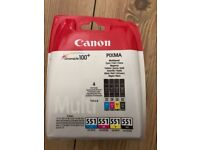 Canon cartridges pixma multipack
