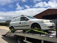 Vauxhall Astra MK 4 1.7 diesel breaking