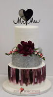 Wedding & Special Occasion Cakes – Just Temptations