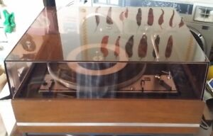 Dual 1216 Turntable Home Stereo Record Player