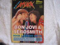 Metal Attack! Magazine Issue 1