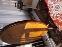 Antique Tilting Table