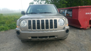Jeep Patriote Nort Edition full equiped 2008 bas km