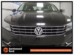 2016 Volkswagen Passat 1.8 TSI Trendline with a back up cam. It