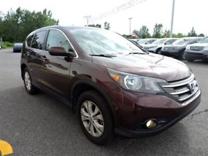 2013 Honda CR-V EX/UN PROPRIETAIRE/JAMAIS ACCIDENTE