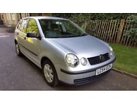 VW Polo 1.4, 5dr, 1 Owner, 21K miles only!! 1 year Warranty. Automatic, As New!