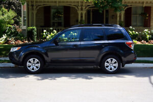 2010 Subaru Forester AWD 2.5X DOHC BOXER & Outdoor Package