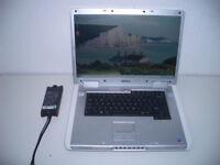 "DELL Multimedia Wireless Internet 17"" Widescreen Laptop, Good battery, Inc Warranty, Free Delivery"