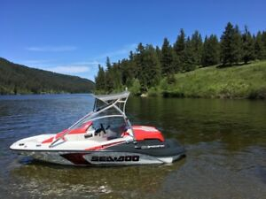 Supercharged 215hp Speedster 150 Boat