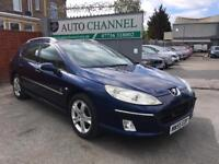 Peugeot 407 SW 2.0 HDi Zenith 5dr£2,385 p/x welcome TOP OF THE RANGE MODEL!!!