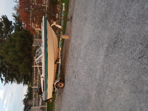 Boat package for sale or trade