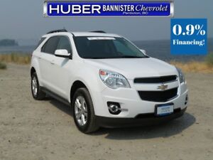 2015 Chevrolet Equinox AWD/Leather/Navigation