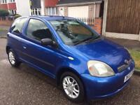 TOYOTA YARIS VVTI COLOUR COLLECTION EXCELLENT FOR FIRST TIME BUYERS CHEAP INSURANCE