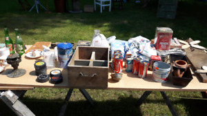 Talbot Trail Yard Sale - antiques, crafts, yard sale, rare finds