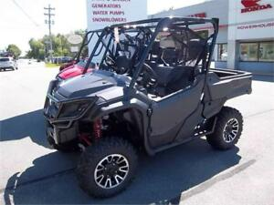 NEW 2017 Pioneer 1000 Linted - Save $1000 - $57 Weekly Tax In