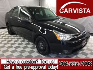 2010 Ford Focus SE -LOCAL TRADE-