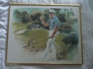 GARY PLAYER COLLECTIBLES