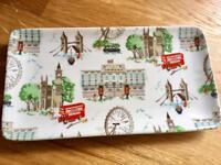 Cath Kidston trinket tray London print