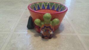SMALL MEXICAN SALSA BOWL