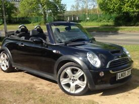 £3,765 MINI Convertible 1.6 Cooper S 2dr Automatic 12 mths MOT