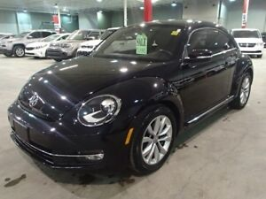 2016 Volkswagen The Beetle 1.8T TSI COMFORTLINE ***FRESH OFF TRA