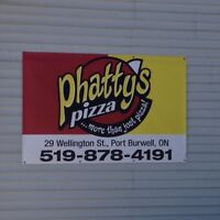 Port Burwell Phattys Pizza