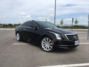2015 Cadillac ATS Coupe - 15mos/32,000kms remaining