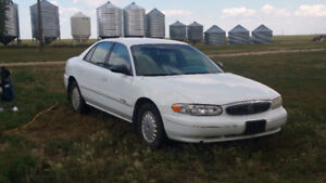 1999 Buick Century Custom Sedan