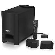 Bose stereo home theatre system