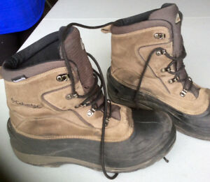 Columbia work/hiking boots, size 11
