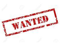 Wanted Diesel estate car