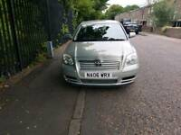 Toyota avensis 2.0 diesel 116mileage 1 previous owner 11 Month mot