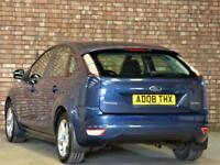 Ford Focus Zetec 1.8L 5dr