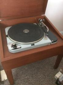 Thorens TD 124 mkll with SME tone arm
