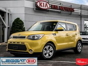 2014 Kia Soul LX - No Accident, Bluetooth, ECO Mode