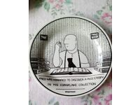 Collectable Fred Plate
