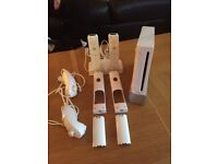 Nintendo Wii + many accessories