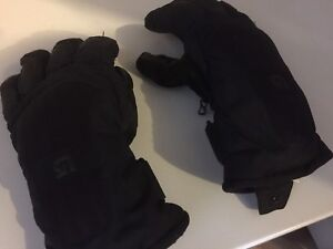 Burton Gloves with wrist guards