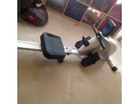 Roger Black Rowing Machine - exercise gym