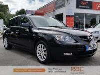 MAZDA 3 TAKARA, Black, Manual, Petrol, 2008