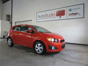 2012 Chevrolet Sonic LT **TOIT OUVRANT**SIEGES CHAUFFANTS**