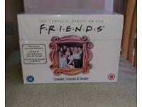 Friends Complete DVD Boxset New