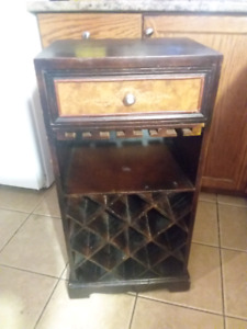 smaller wine bottle table pick up today for 50.00